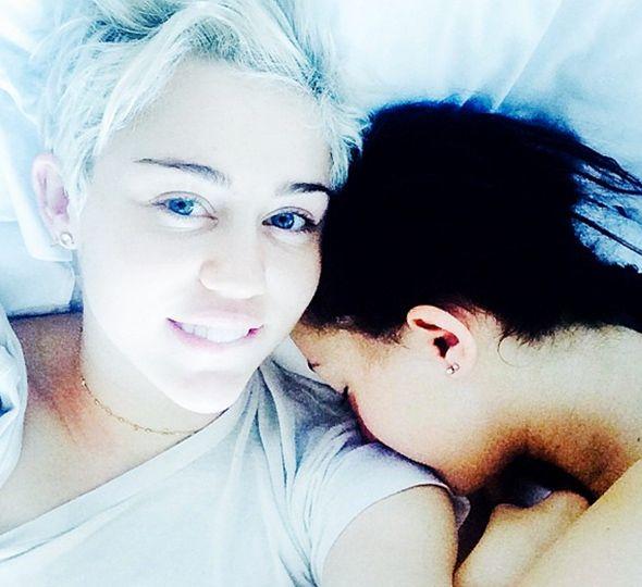 Celebs That Still Stun Sans Makeup Noah Cyrus Miley Miley Cyrus