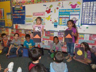 Mrs. Wood's Kindergarten Class: Ordinal Numbers memory game