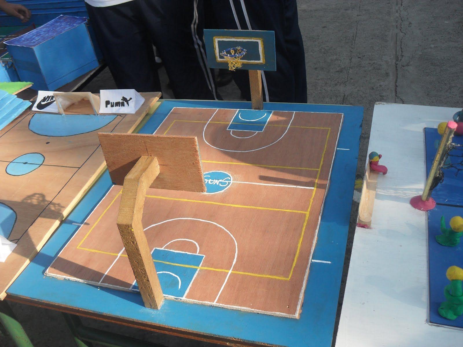 Image Result For Maqueta Cancha Baloncesto