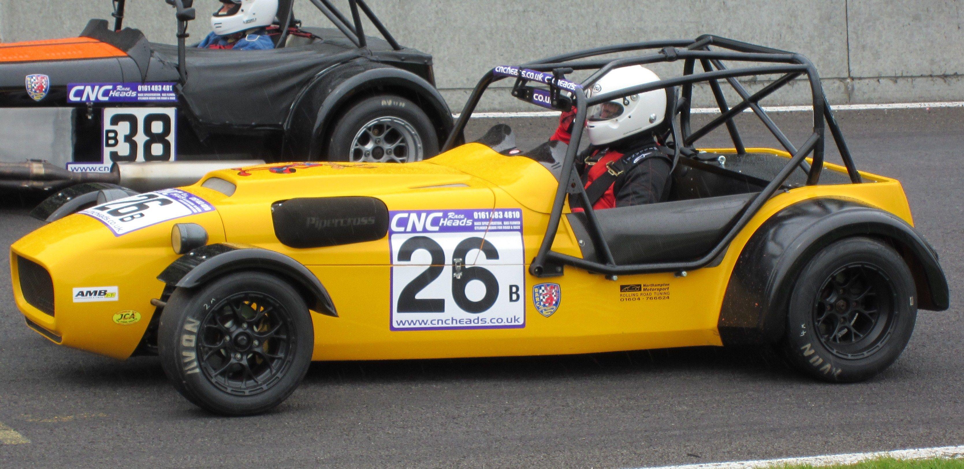 Westfield SEiW (B) (CP)   Sevens   Caterham super 7, Racing