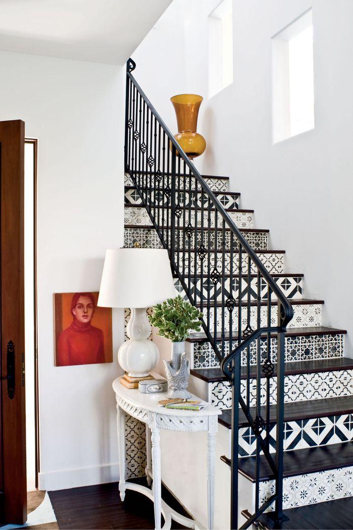 1001 Idees Pour Realiser Une Deco Montee D Escalier Originale