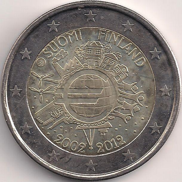 Motivseite Münze Europa Nordeuropa Finnland Euro 200 2012 Euro