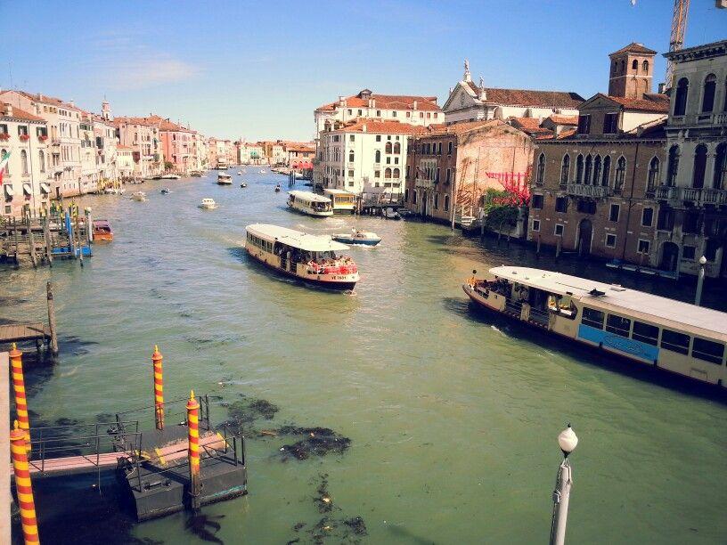 Venice's Canal Grande