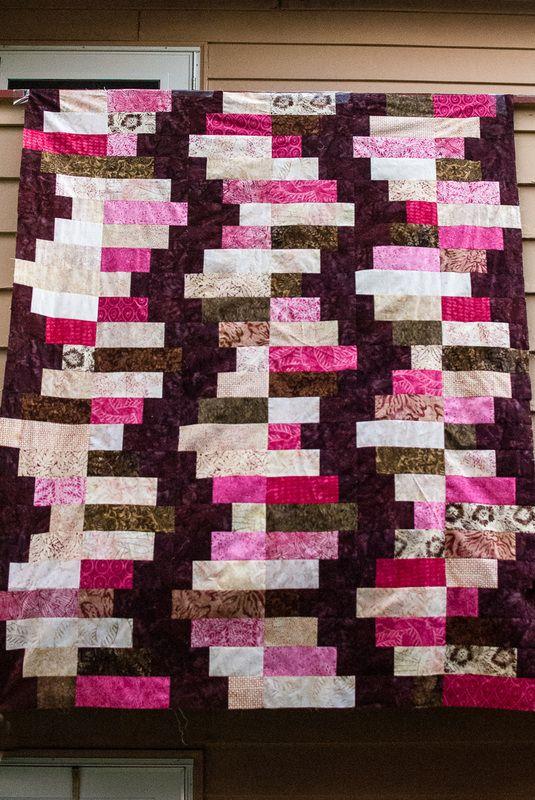 Tulsa Town Quilt Pattern