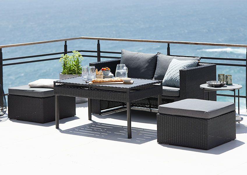 Ypperlig U fokusu: multifunkcionalni lounge set TANE   JYSK   Interesting FU-82