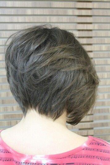 Cabelo curto #cabelo #medio #ondas #cabelomedio #cabelocurto #curto #shorthair #short #bob