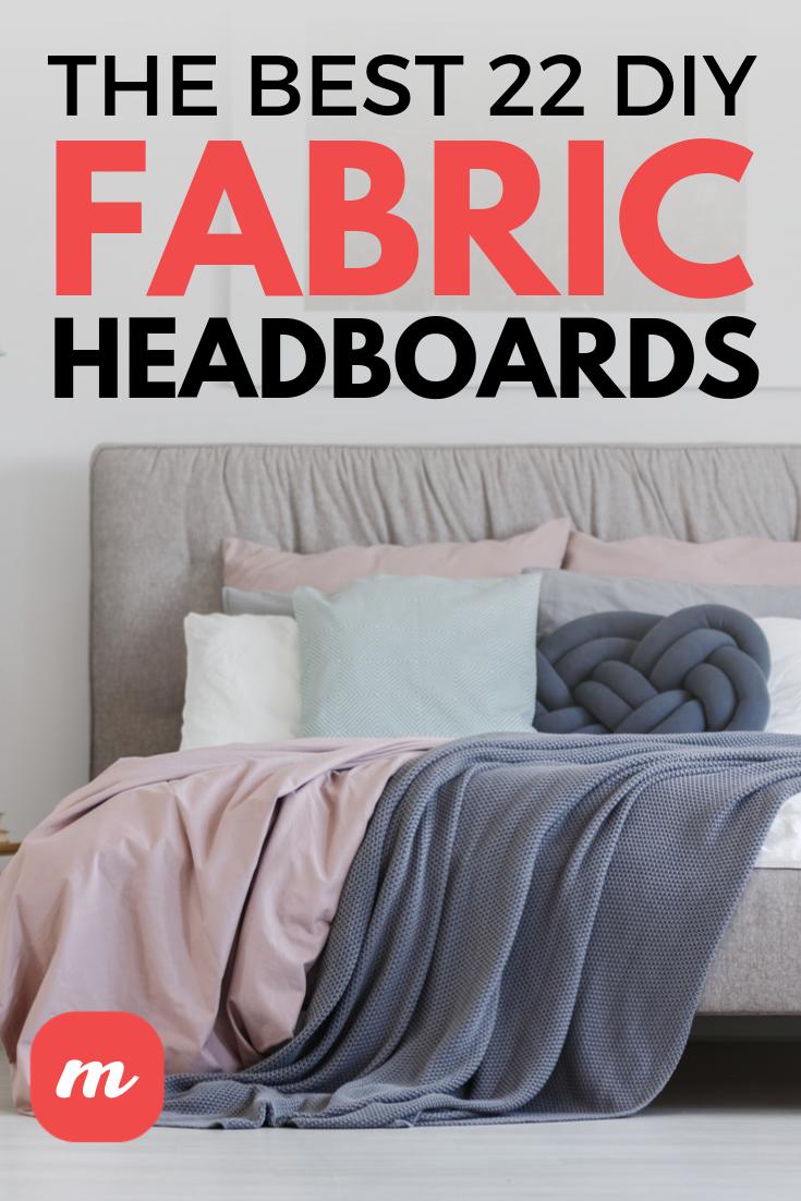 The Best 22 Diy Fabric Headboards Diy Fabric Headboard Fabric Headboard Diy King Headboard