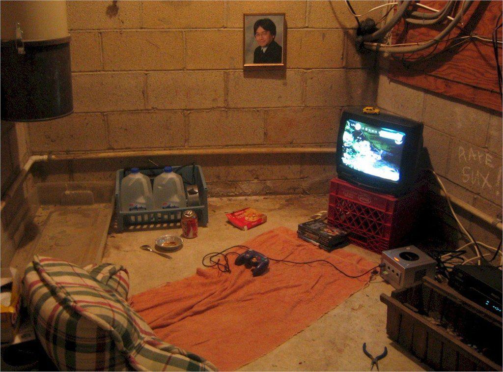 Trash Stations Gaming setup, Computer setup, Gamer room
