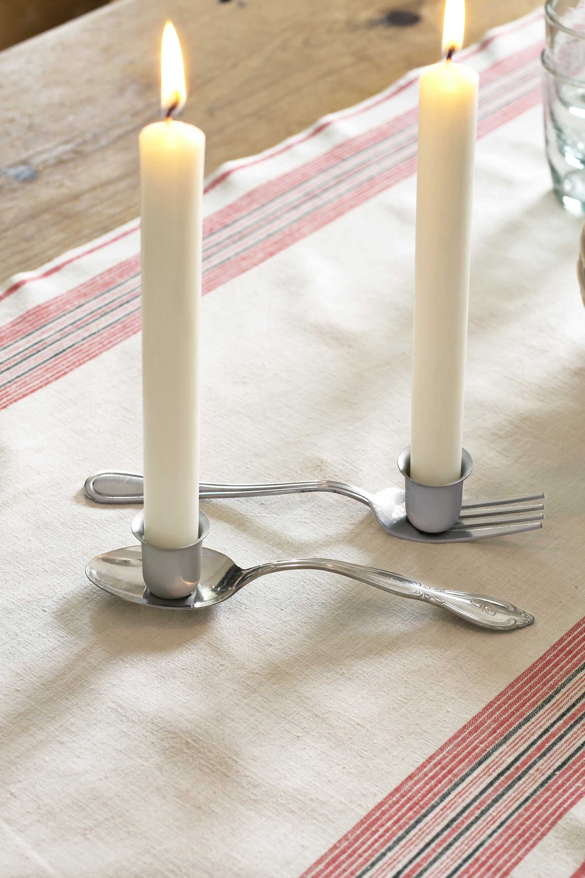 Flatware Candleholders Countryliving