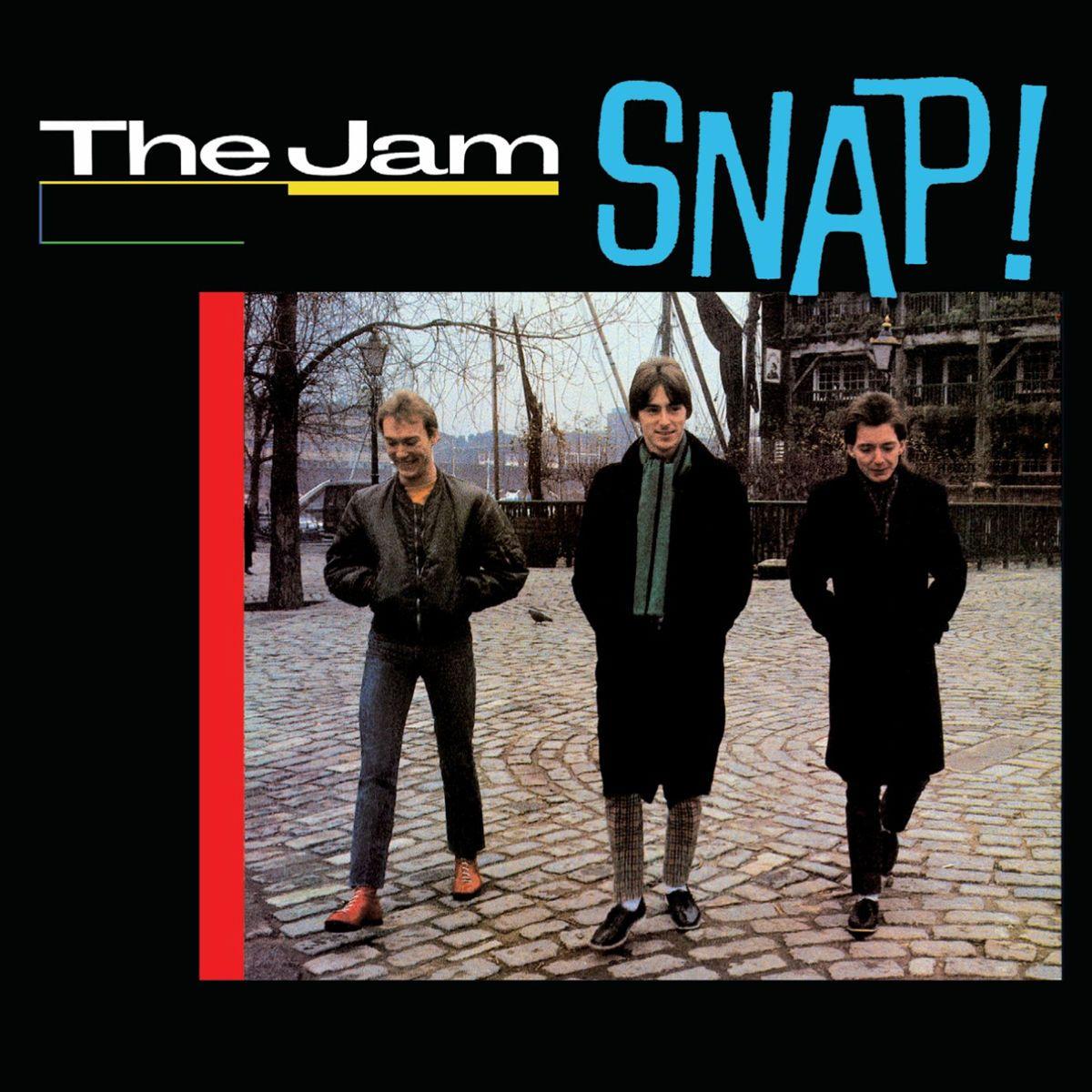 The Jam Compact Snap Album Covers In 2019 Album