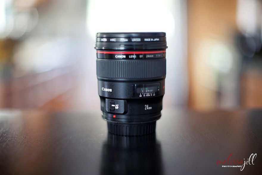 Lens Series Canon 24mm 1 4 Review