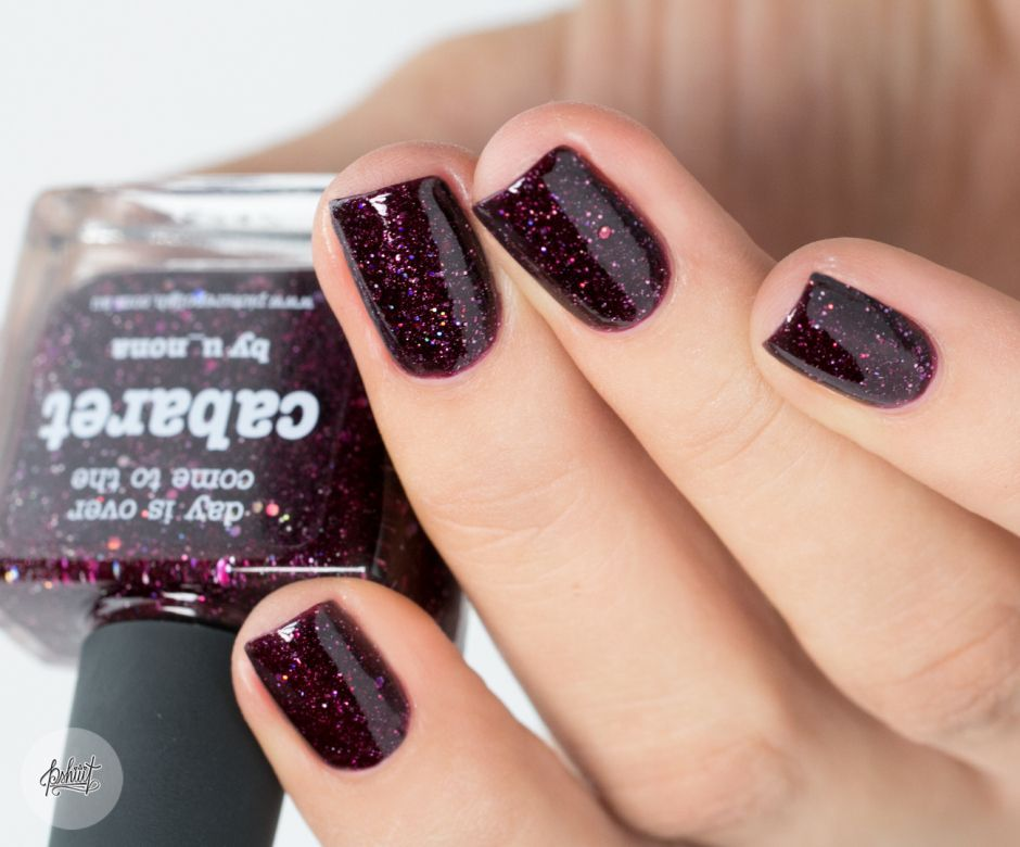 Polish New Collaboration Shades ! Picture Polish Cabaret swatch & reviewPicture Polish Cabaret swatch & review