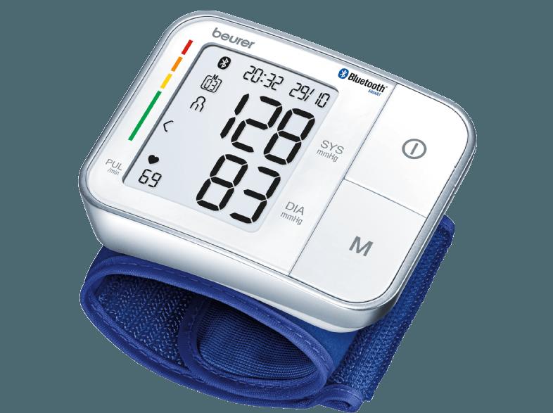 beurer blodtryksmåler bm 27