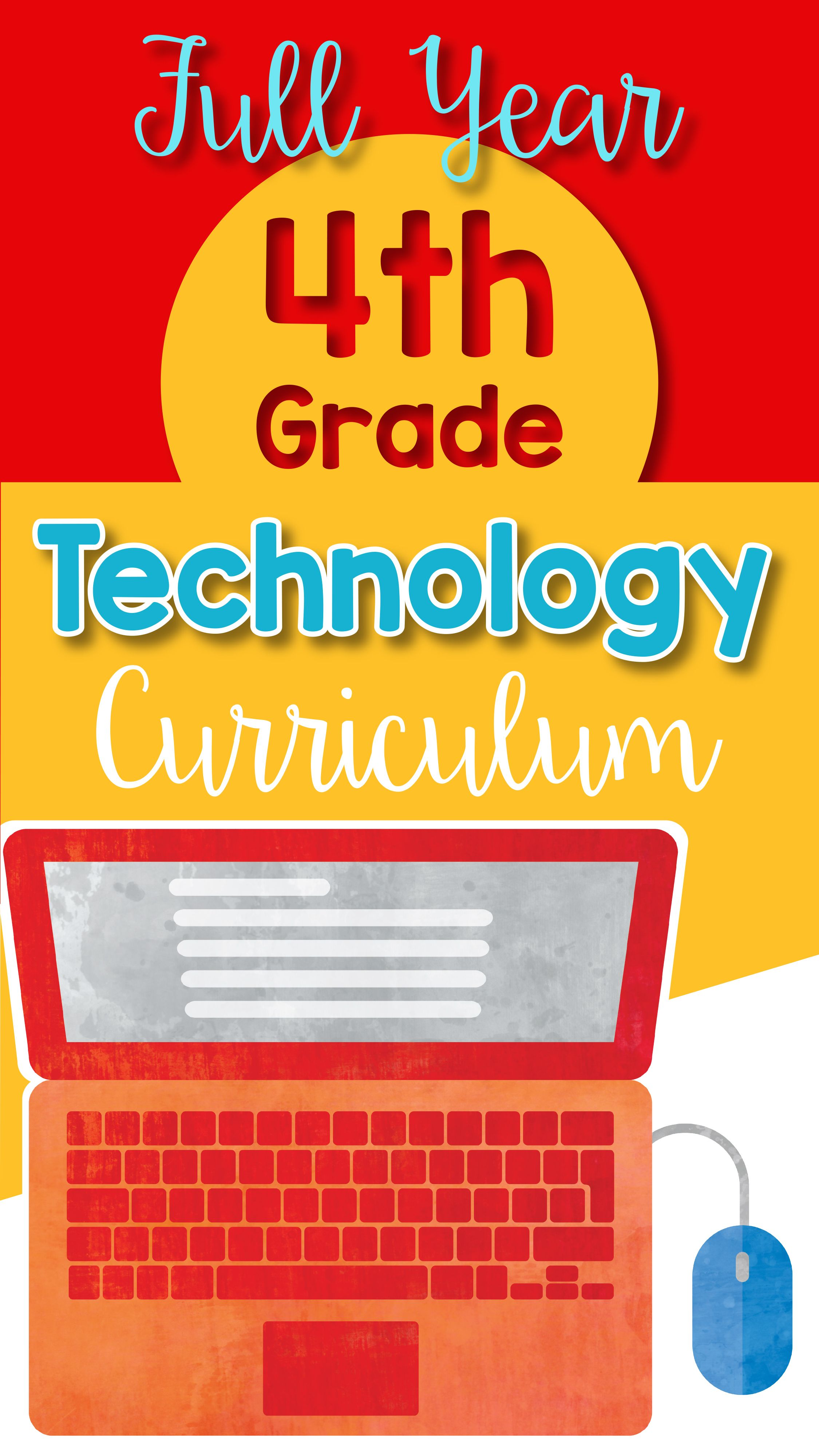 40 4th Grade Technology Lesson Plans And Activities For