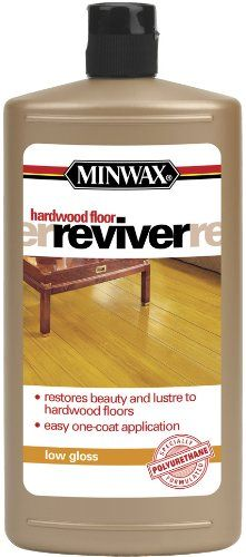 Minwax 60960 32 Ounce Low Gloss Reviver Hardwood Floor Restorer Amazon Com Hardwood Floors Minwax Flooring