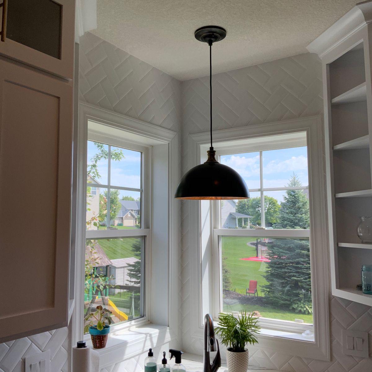 Backsplash Around Kitchen Window Backsplash Home Decor Kitchen Window