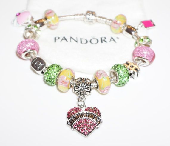 I Love You To The Moon Back Jared Pandora Bracelet Pinterest