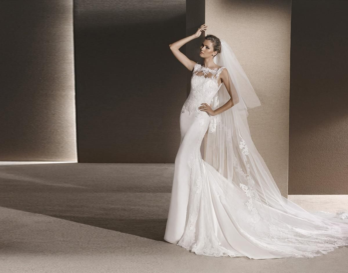 Best Fashionably Yours Roble Wedding Dress By La Sposa http