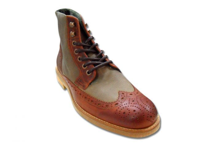 Nobrand Elkhart Brown & Beige | Sneaker, Schuhe online
