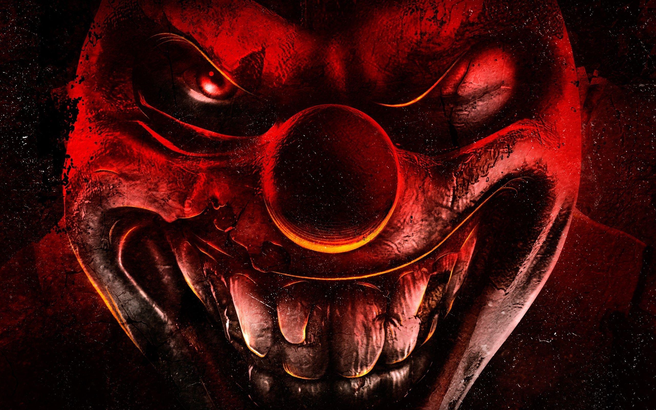 evil clown | nightmare the evil clown - full hd wallpapers 1080p