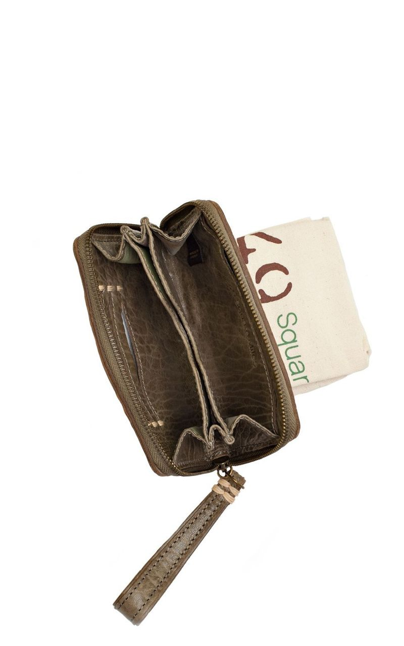 Scarpe - Chit Chat Phone Wallet by 49 Sq. Miles, $195.00 (http://www.shopscarpe.com/chit-chat-phone-wallet-by-49-sq-miles/)