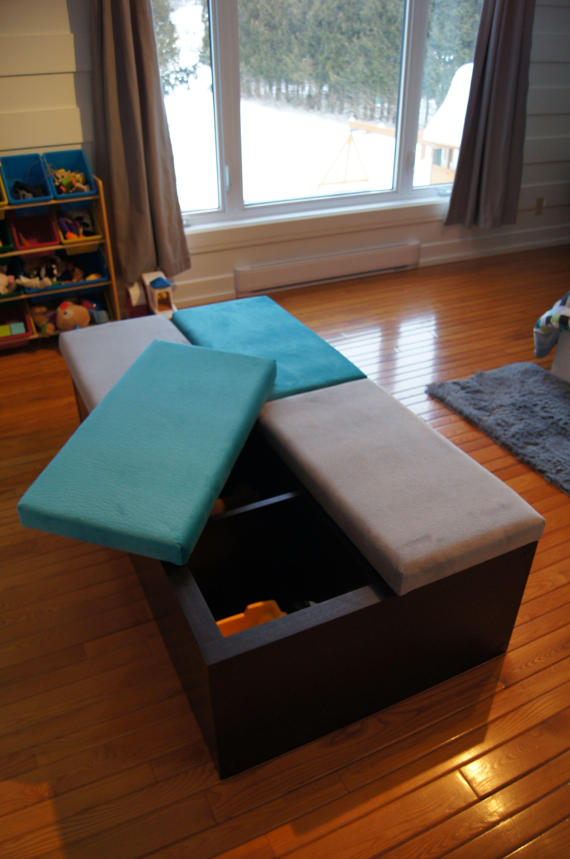 coffre jouets toys storage in 2019 ikea hack playroom ikea