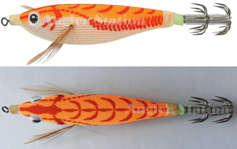 LIMITED DEAL 2 x Yamashita Toto Sutte WS95ND F//P Luminous Squid Jig Fishing Lure