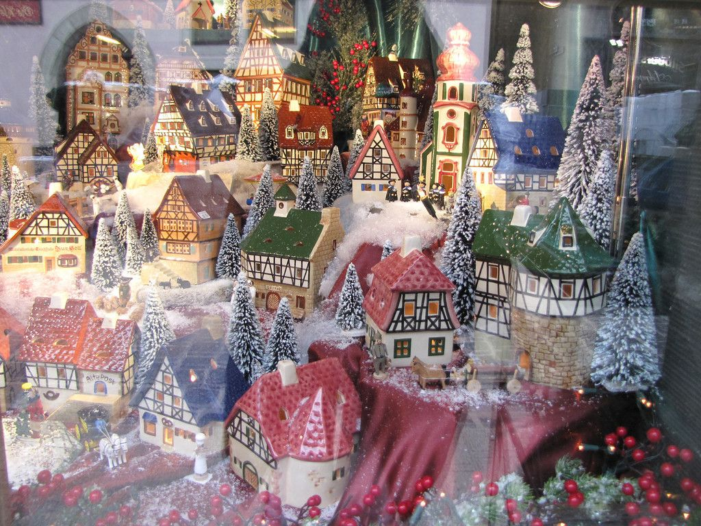Christmas in Rothenburg, GermanyDave Morgan-Creative Commons