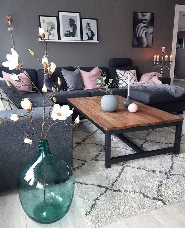 ✔ 38 living room decoration ideas for your apartment 13 #livingroomdecoration #livingroom #apartmentdecorating