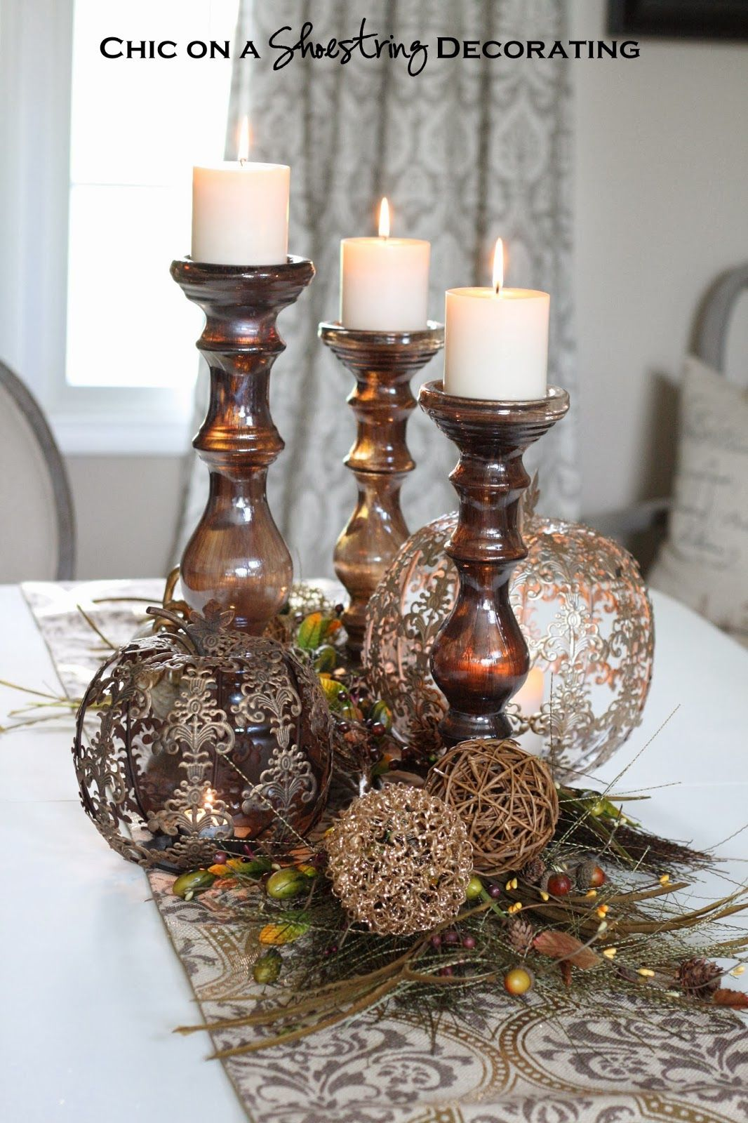 Pier 1 Imports Candlesticks