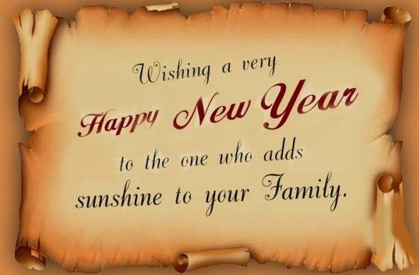 new year 2018 wishes for friends and family