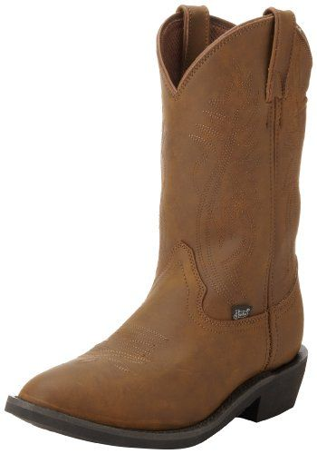Justin Boots Men S Farm And Ranch Boot