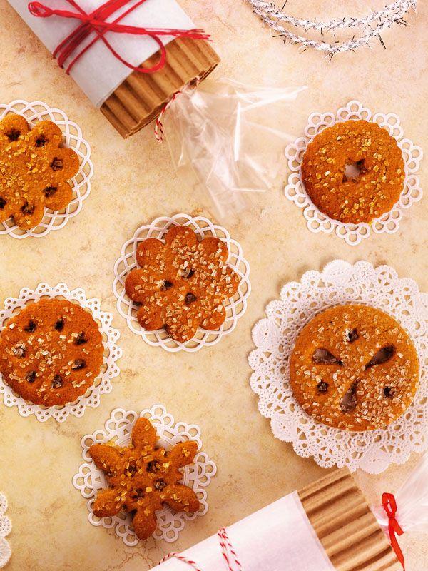 Gluten-Free Allspice Gingerbread