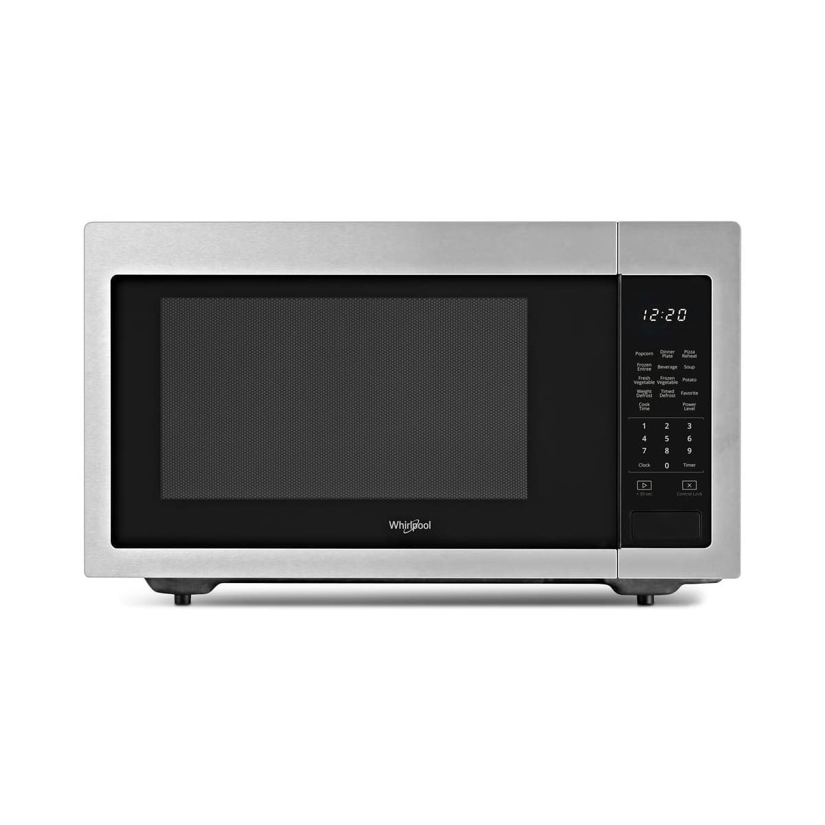 Whirlpool Wmc30516h Microwave Countertops Kitchen Appliances