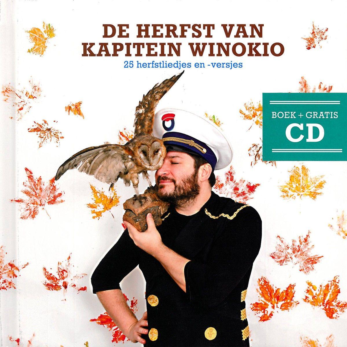 3+ De herfst van Kapitein Winokio -