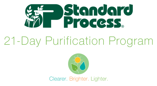 Time to Purify and Detox with STANDARD PROCESS 21-DAY PURIFICATION PROGRAM