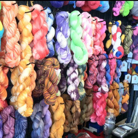 More pretty #yarn