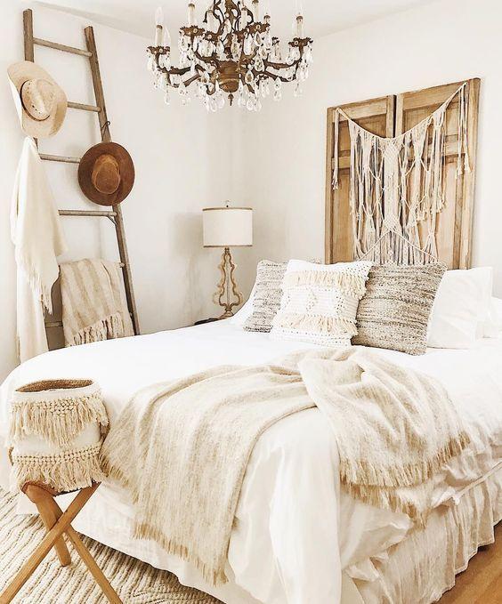 4 ideas para decorar el cabecero de tu cama - Nordic Treats
