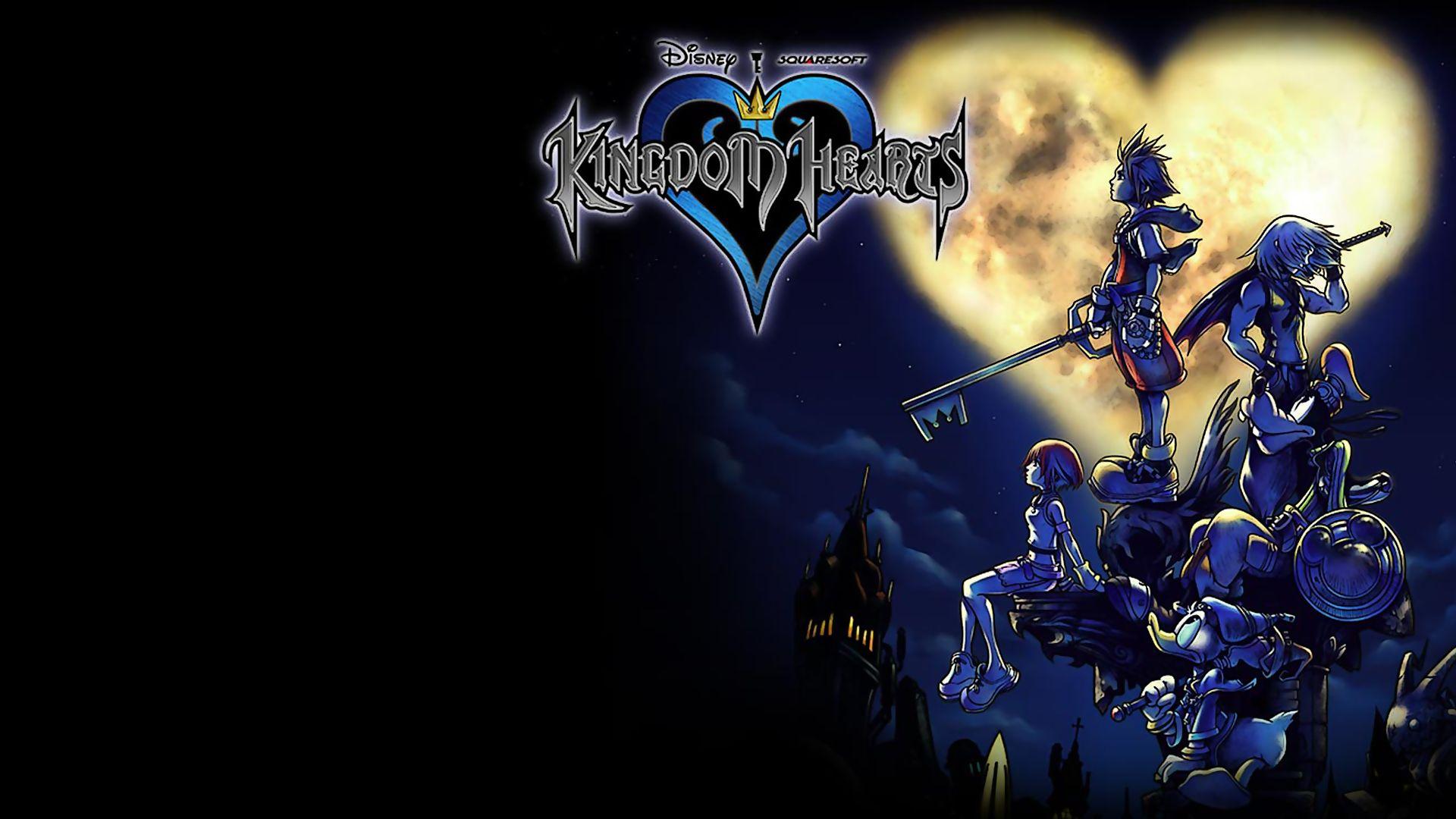 Free Kingdom Hearts Wallpaper Hd Resolution Kingdom Hearts