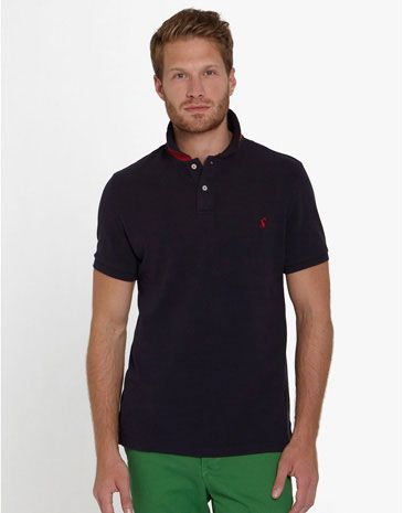 833304024b5 Joules WOODY SPORT Mens Slim Fit Polo Shirt, Navy. What can we say about  our classic polo shirt that we haven't said before? Well, it's back and  better than ...