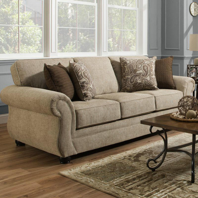 sleeper queen beachcrest sofa wayfair home reviews inshore