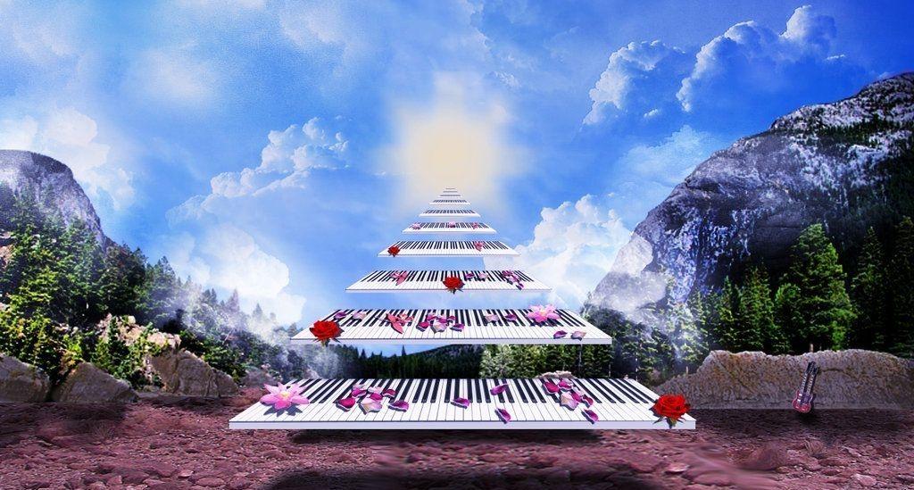 Картинки мелодии лестница в небеса
