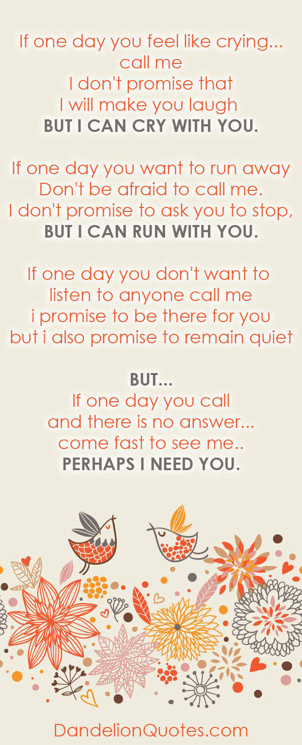 1friendship Quote Png 600 1480 Feel Like Crying How Are You Feeling Friendship Quotes