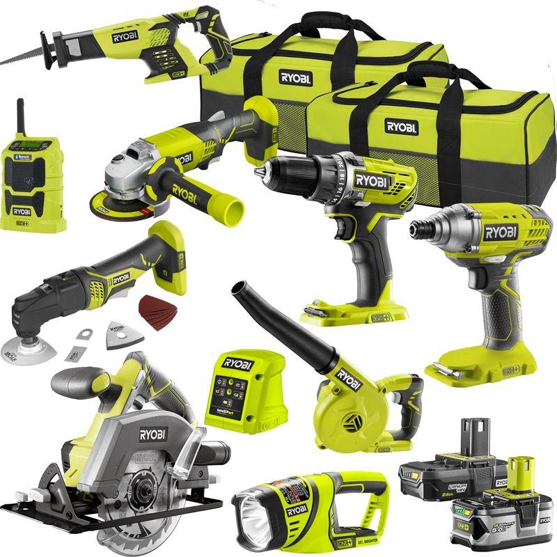 ryobi drill driver kit bunnings
