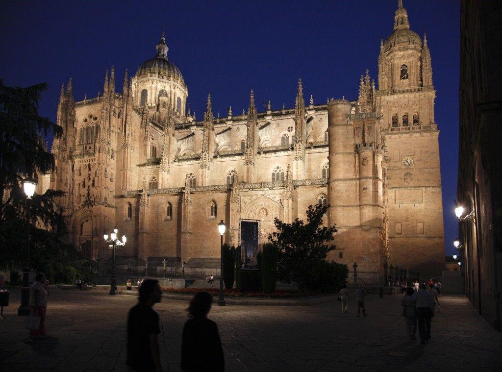 catedral nueva salamanca - Google-søk