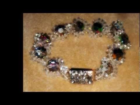 "Tutorial "" Bracciale intrecci luminosi"" - YouTube"