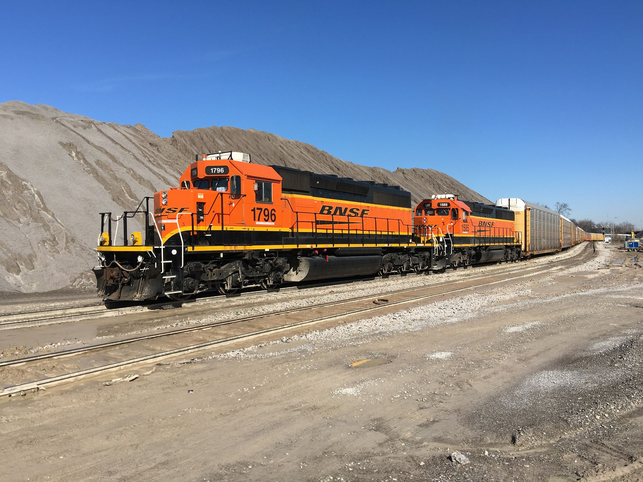 Bnsf Paint Schemes - Year of Clean Water