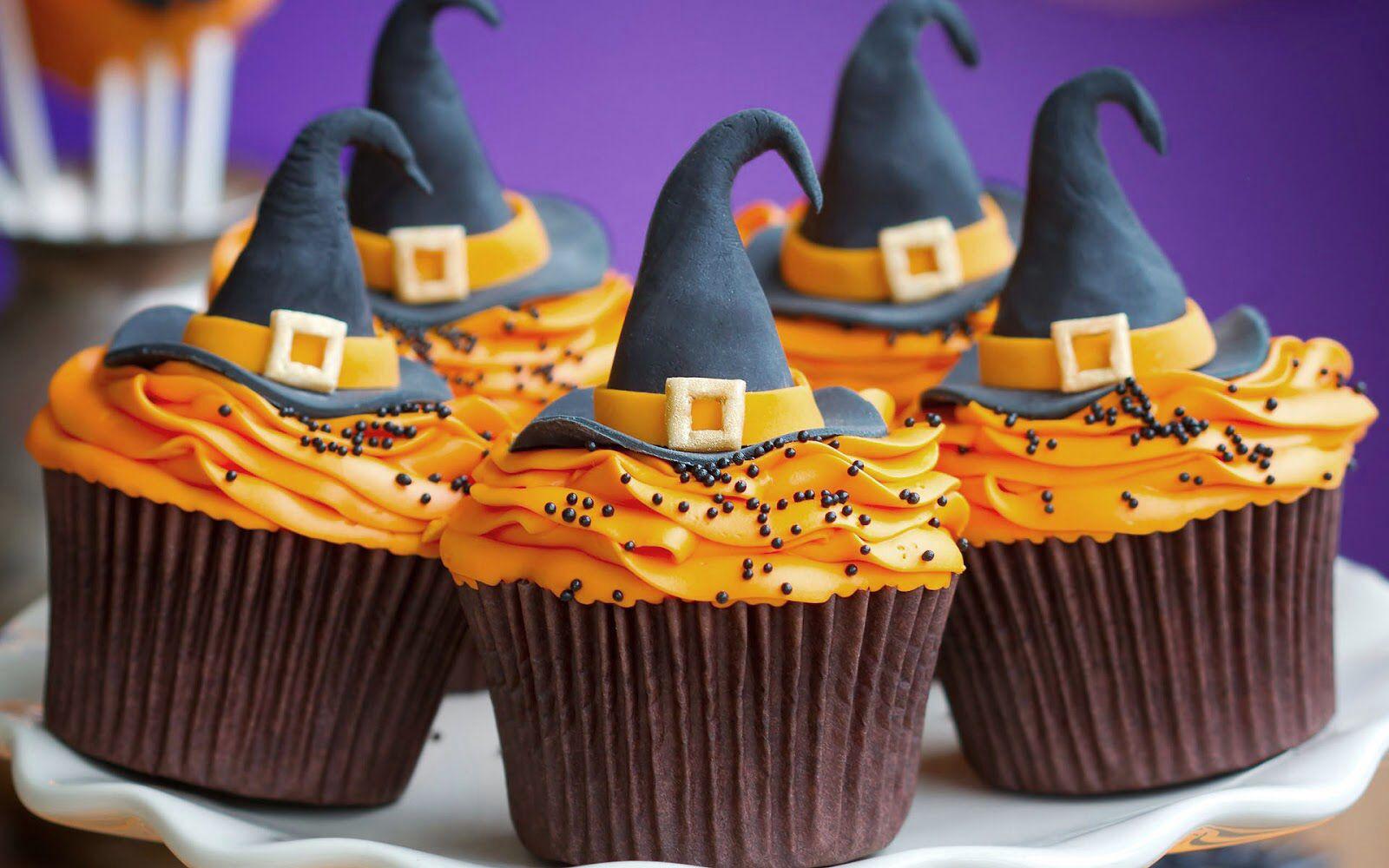 Heksencupcakes