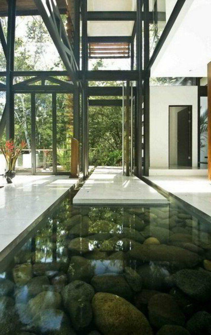 decoration asiatique piscine decorative d interieur