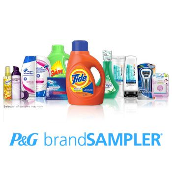 Free Samples From P G Sample Coupons Free Samples Canada Free Sample Boxes